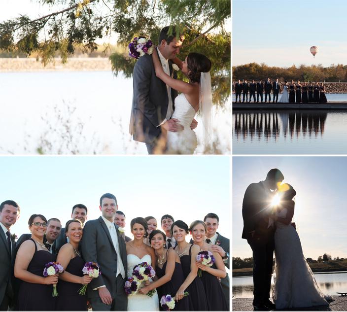 Alex & Katie Wedding Part II {Red Barn Lodge, Leawood, KS}