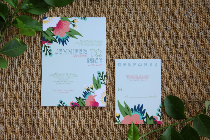 Now Partnering with Basic Invite!  {Vendors We Love}