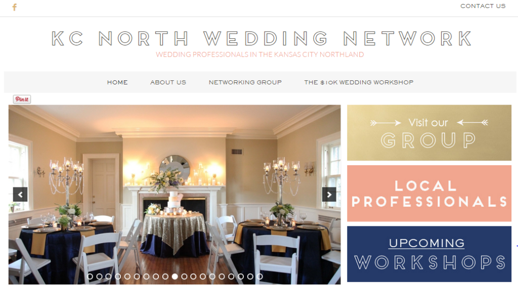 Introducing some new friends – Kansas City North Wedding Network!