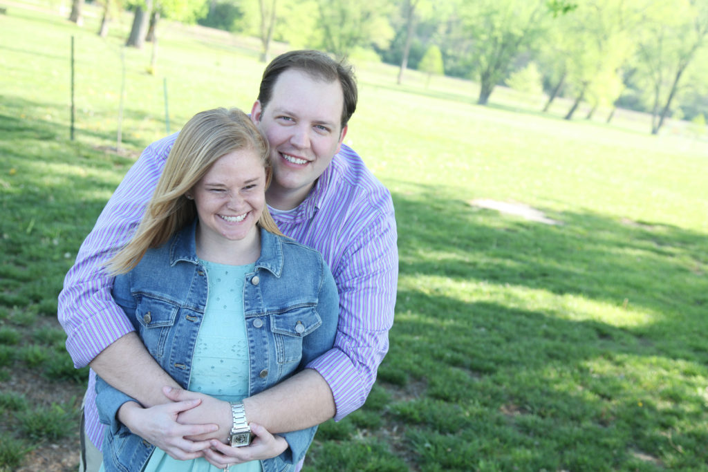 Nick & Sarah's Parkville Engagement Session