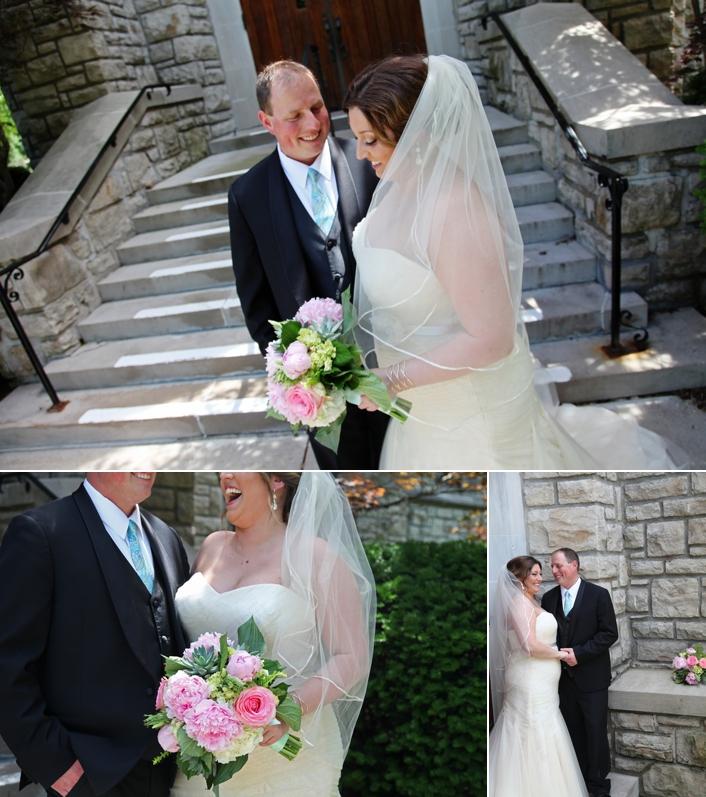 Brett & Gerica's Brookside Gardens Wedding & Reception, Brookside Kansas City, MO