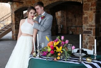 Deer Creek Golf Club Styled Session Overland Park, Kansas