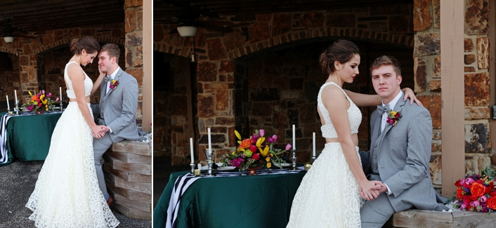 Sarah and Ginger Photography at Deer Creek Golf Club in Overland Park KS