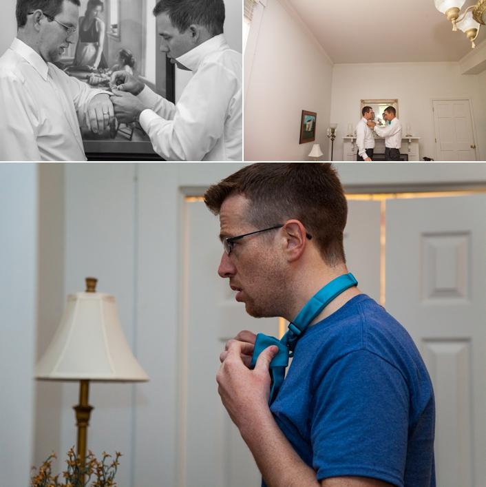 Kansas City Wedding Photography, real wedding portraits barn wedding, private estate wedding Leavenworth Kansas Groom Getting Ready