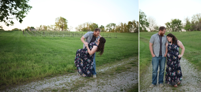 Scott & Cailin {Engagement Session}