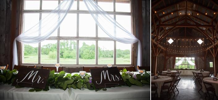 Schwinn Produce Barn Wedding Leavenworth KS Rentals by Vintage Wedding Rentals Kansas City Flowers by Wild Hill Flowers Sarah and Ginger Photography Kansas City MO