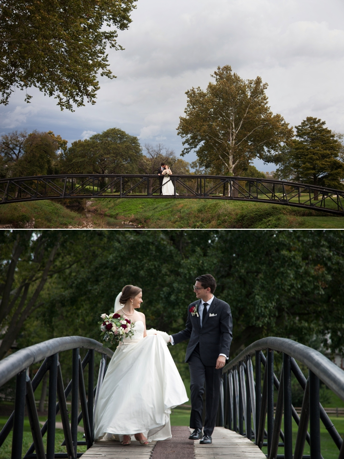 Jerome & Brynne Mission, Kansas Reception {Mission Hills Country Club}