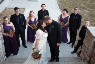 Scott & Cailin Madrid Theater Wedding {Midtown, Kansas City, MO}