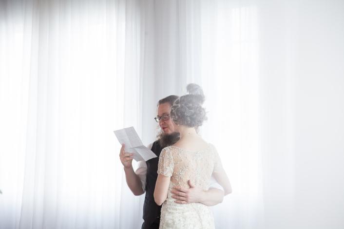 Kristin & Matt {Parkville Wedding}