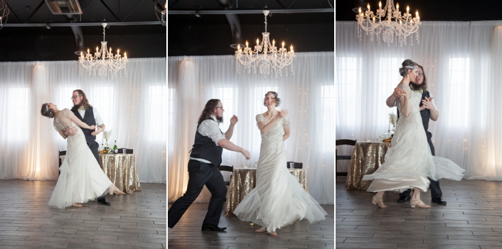 Kristin & Matt Part Two {Parkville, Wedding}