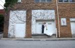 Classic Timeless Wedding Photography Westport Kansas City Hipster Urban Fun