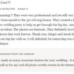 5 star review Kansas City Wedding Photography The Knot