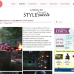 Style Sweets Magazine Features Creative Event Studio interior design