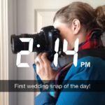 Kansas City Wedding Photography Team Creative Event Studio SnapChat PhotosByCES