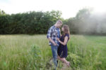 Tall Grass Kansas City Engagement Session